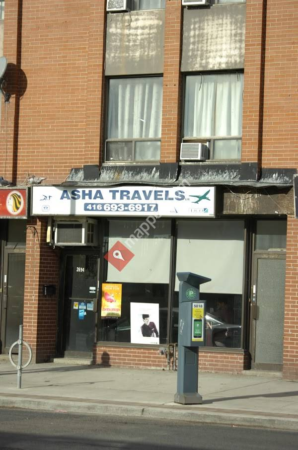 Asha Travels Ltd
