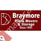Braymore Piano Movers Crane Service & Storage
