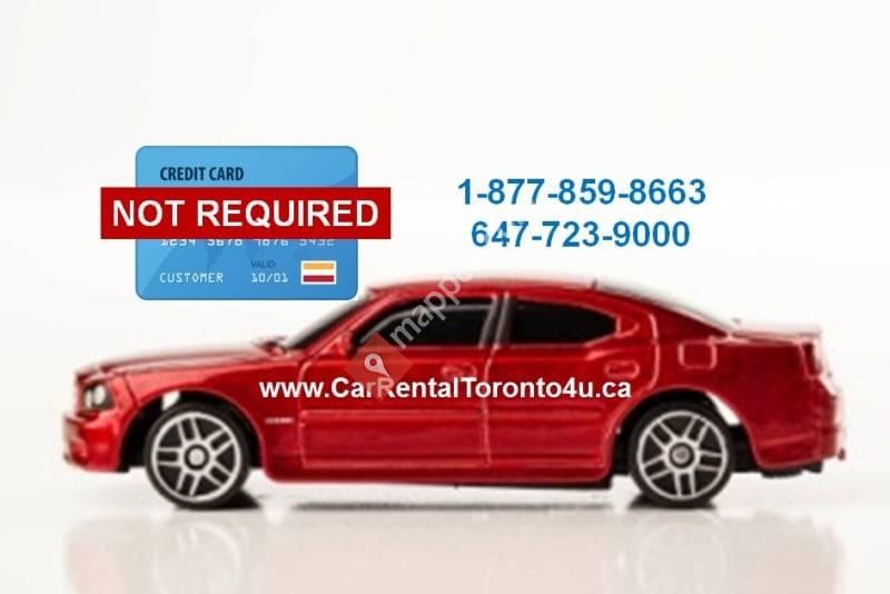 Car Rental Toronto 4U