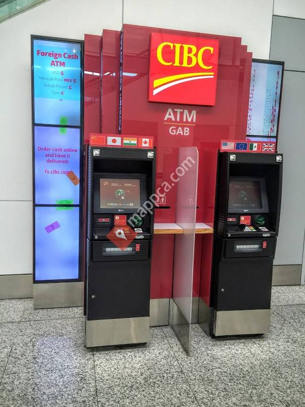 CIBC Foreign Currency ATM
