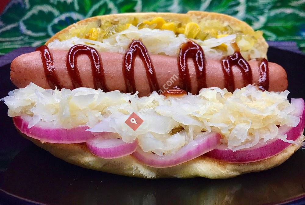 Dog Park Gourmet Hot Dogs