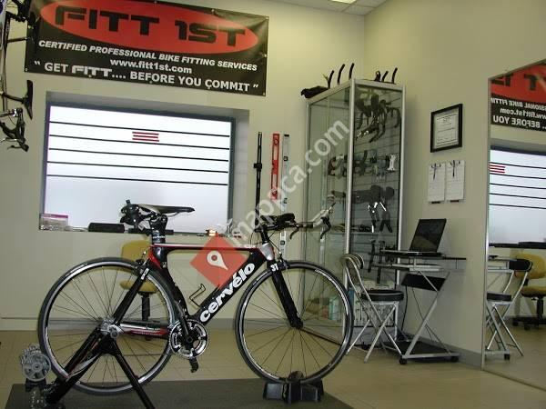 FITT 1ST Professional Bike Fitting Services