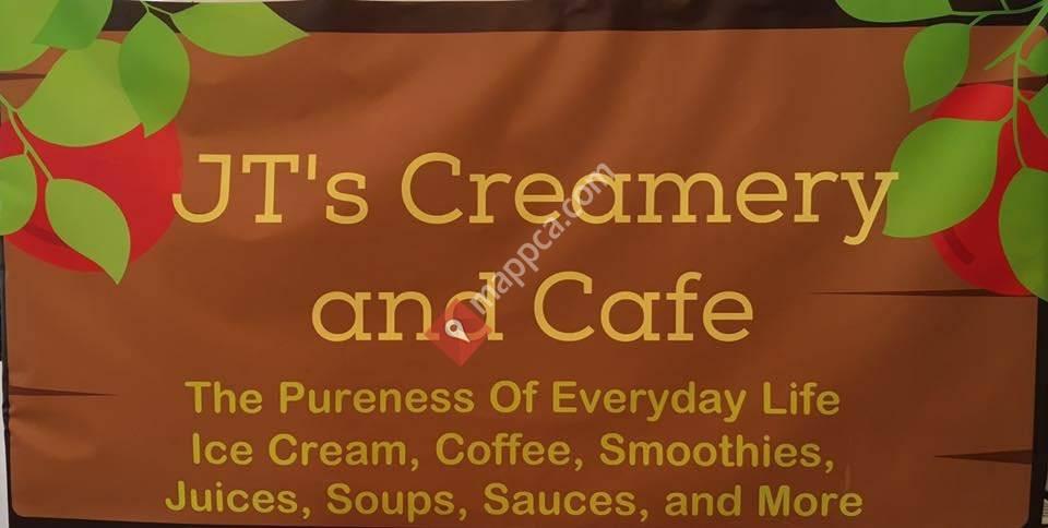 JT's Creamery & Cafe