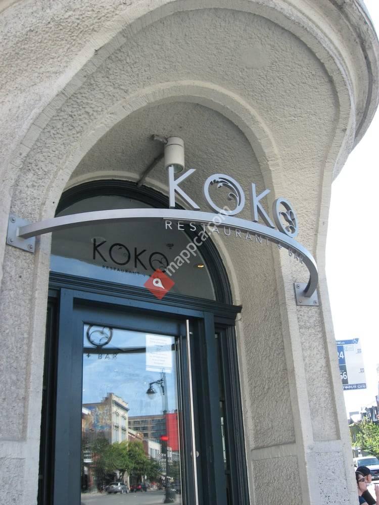 Koko Restaurant + Bar
