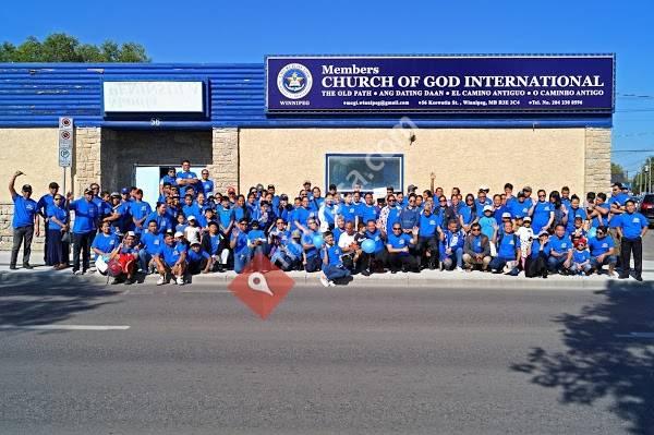 Members Church of God International - Winnipeg
