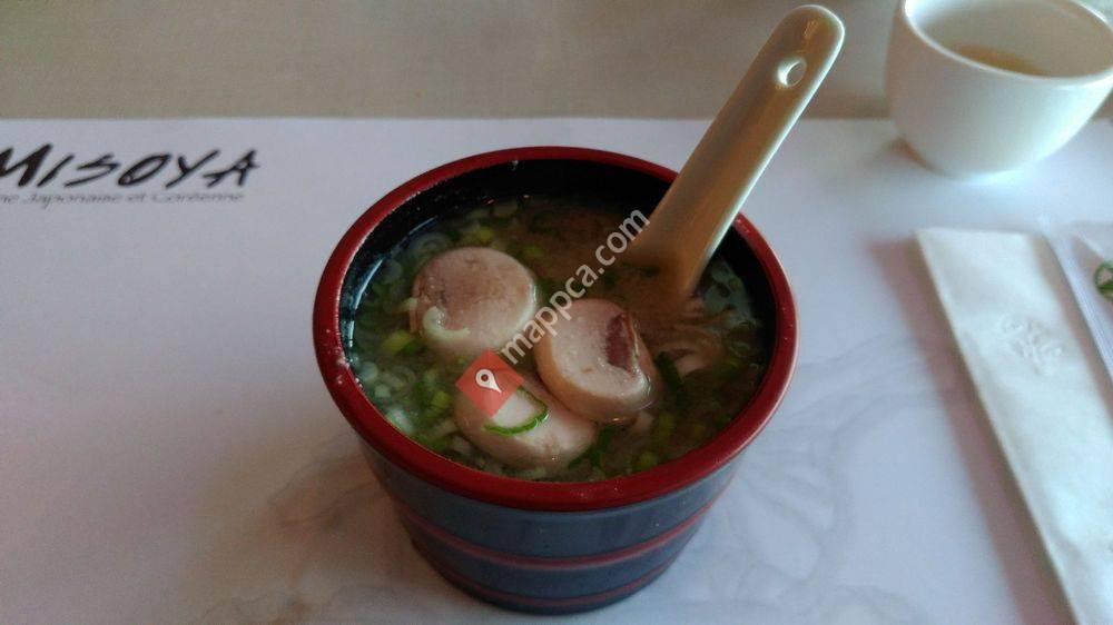 Misoya - Cuisine Japonaise Et Coréenne