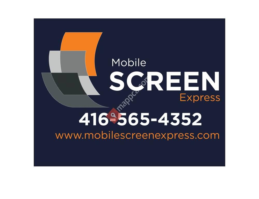 Mobile Screen Express