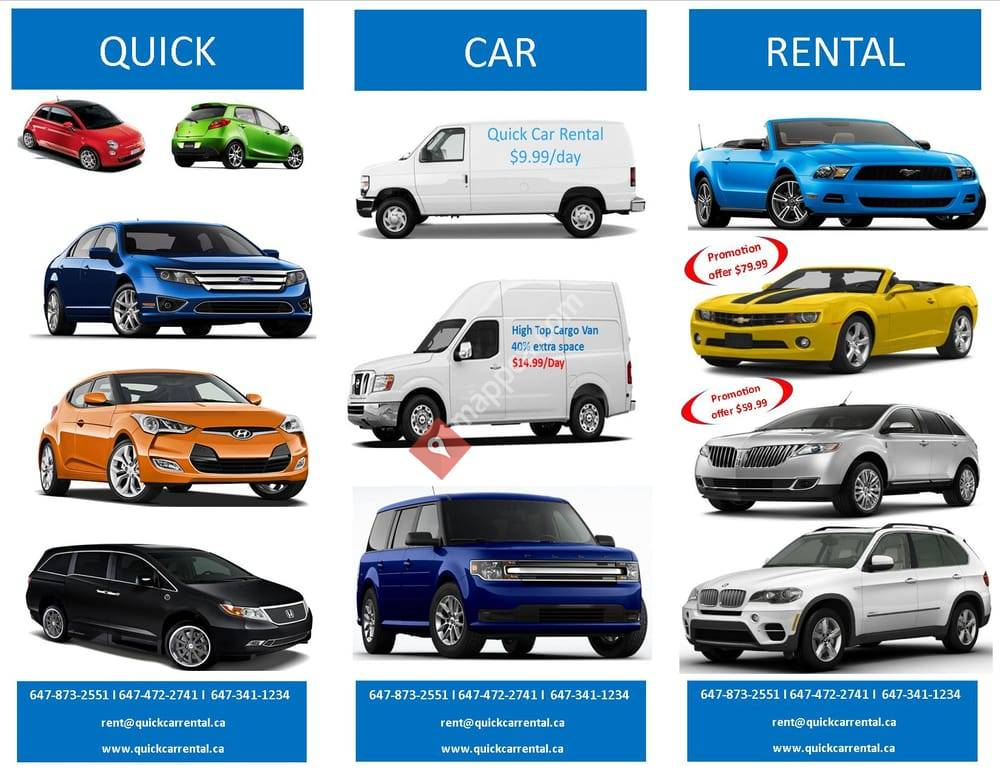 Quick Car Rental