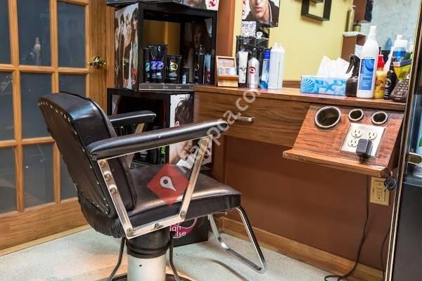 Salon de coiffure à St-Canut - Studio Carmina