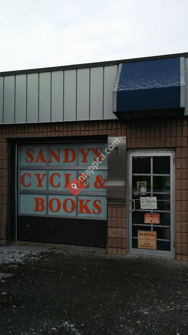 Sandy's Bikes & Books