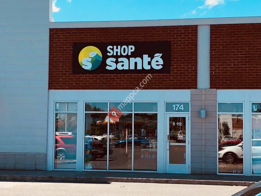 Shop Santé