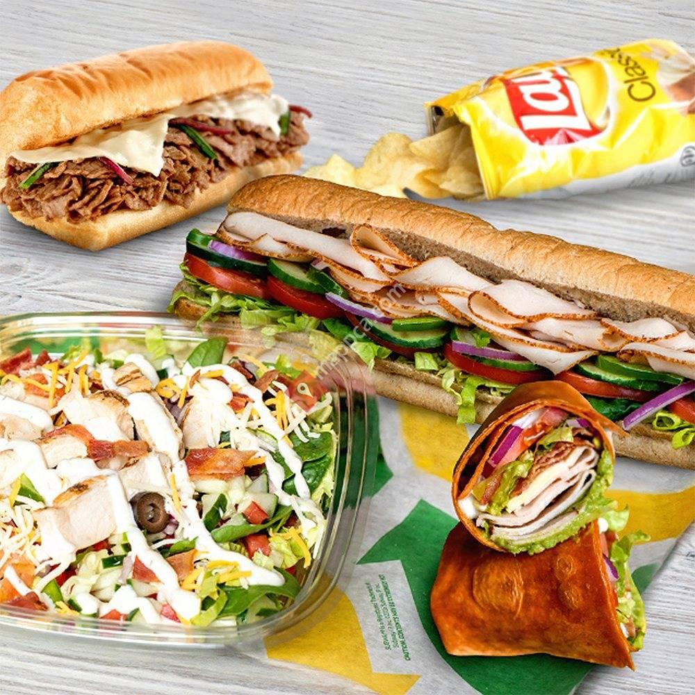 Subway Restaurants
