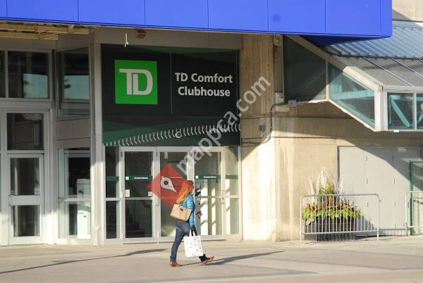 TD Canada Trust ATM - Toronto