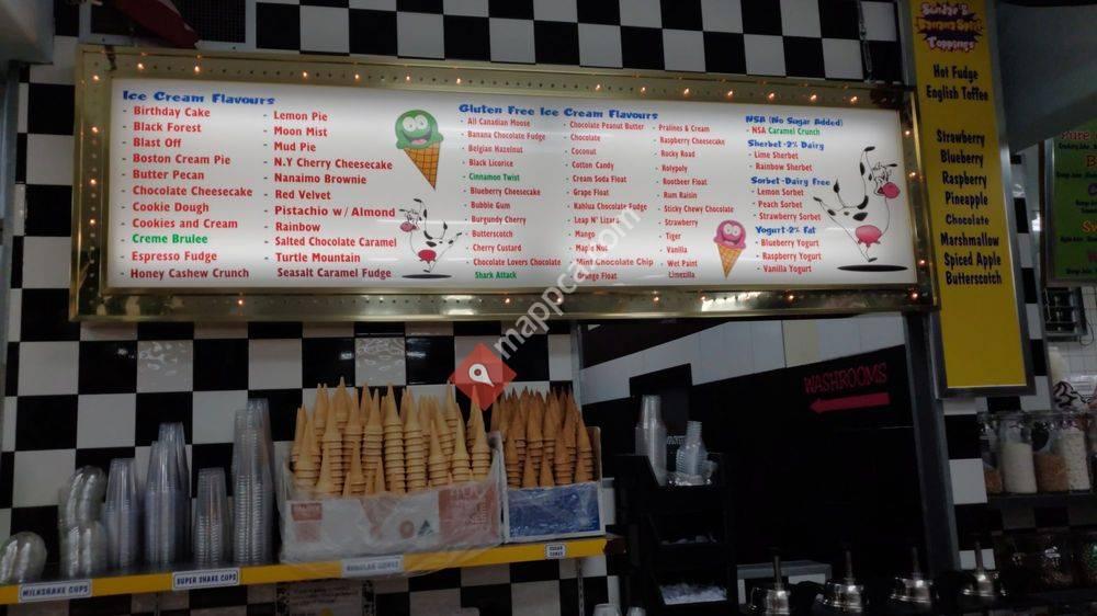 The Big Moo Ice Cream Parlor
