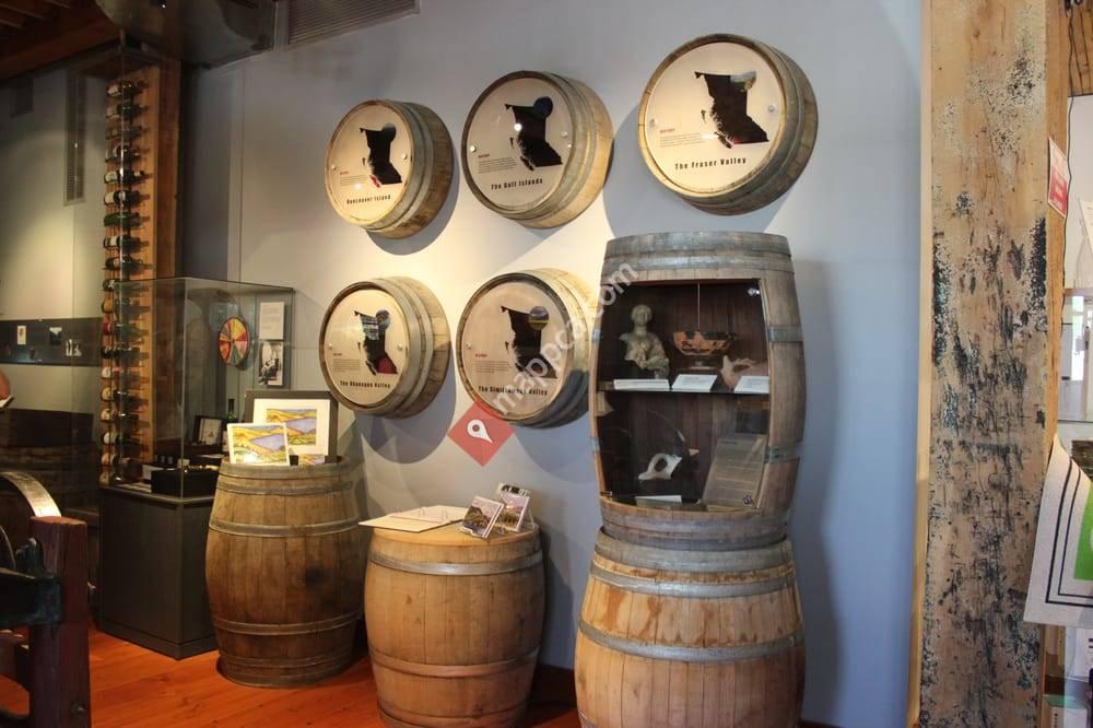 The Wine Museum & VQA Wine Shop