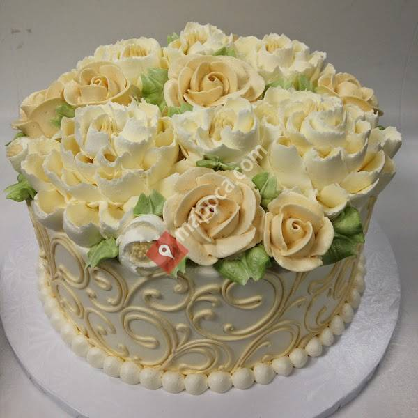 White flower cake shoppe solon white flower cake shoppe mightylinksfo