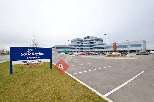 York Region – Public Health, Ontario Works and Employment Resources